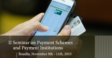II Seminar on Payment Schemes and Payment Institutions